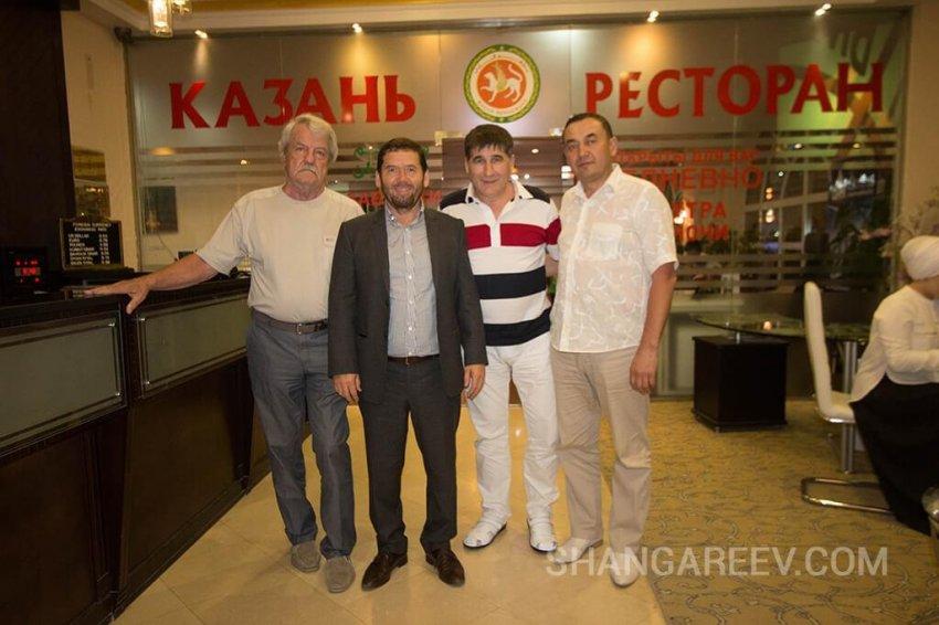 Встречи на берегу Персидского Залива: Леонид Кулагин