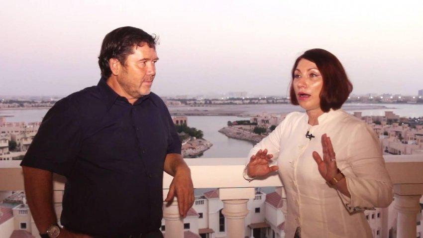 Татарские встречи на берегу Персидского залива: Роза Сябитова