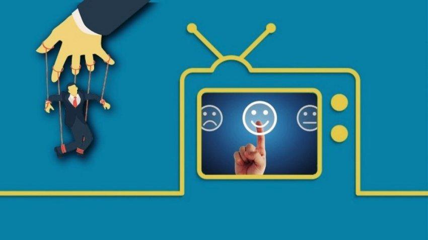 Технология управления обществом в обход сознания