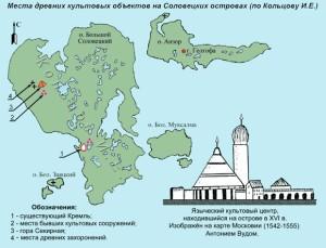 Почему соловецкие острова привлекают к себе внимание многих учёных?