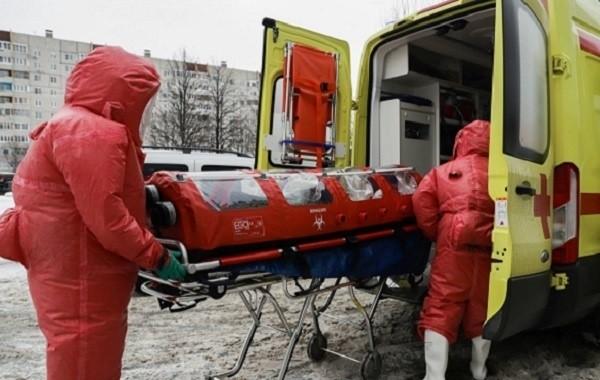 Эвакуированных из Китая россиян закроют в санатории под охраной