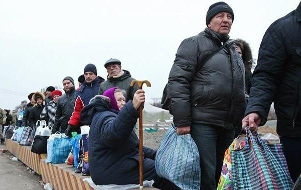 Украинцам, поддерживающим Россию, предложили не платить пенсию