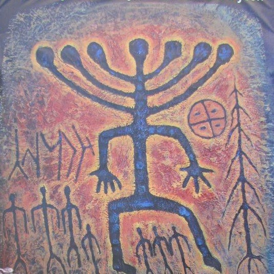 Культ семиглавого божества, которому поклонялись в древнем мире
