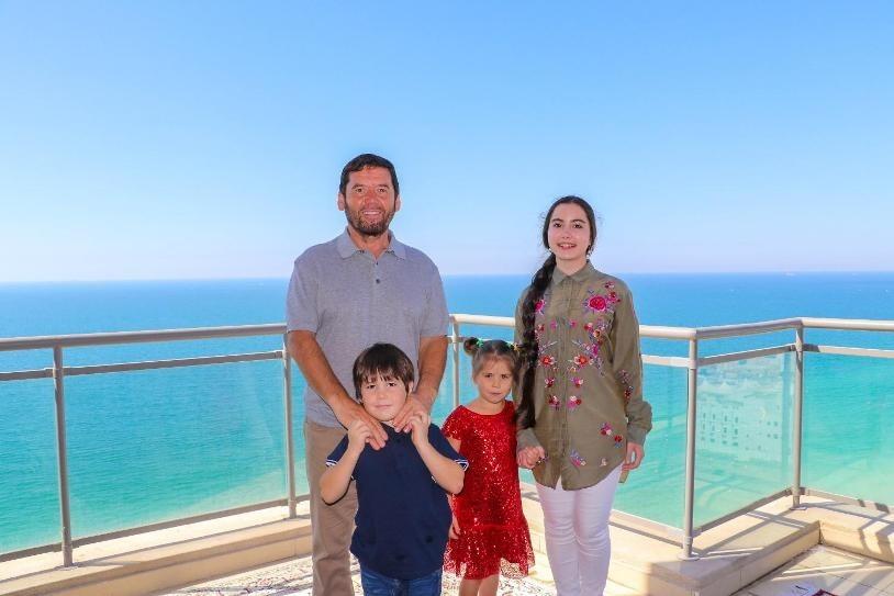 Татарские встречи на берегу Персидского залива: Саида Мухаметзянова