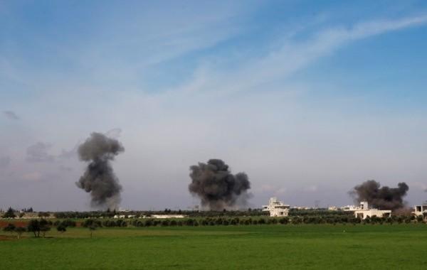 Россию и Турцию призвали прекратить боевые действия в Идлибе