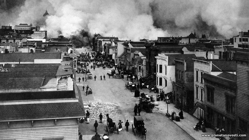 Названо одно из самых длительных и разрушительных землетрясений в истории Европы