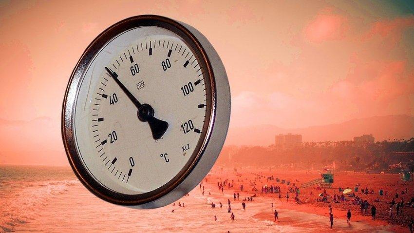 Через 80 лет температура на Земле может подняться на 5 градусов