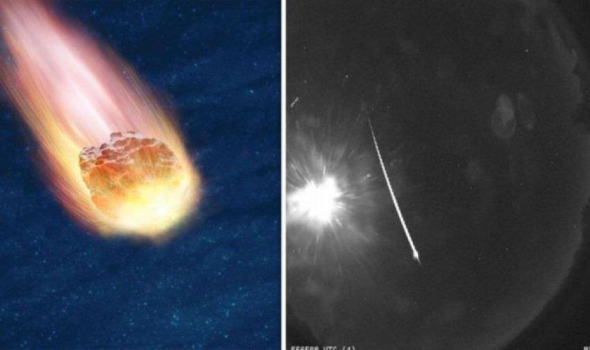 20-метровый кратер оставил загадочный метеорит в Раджастане