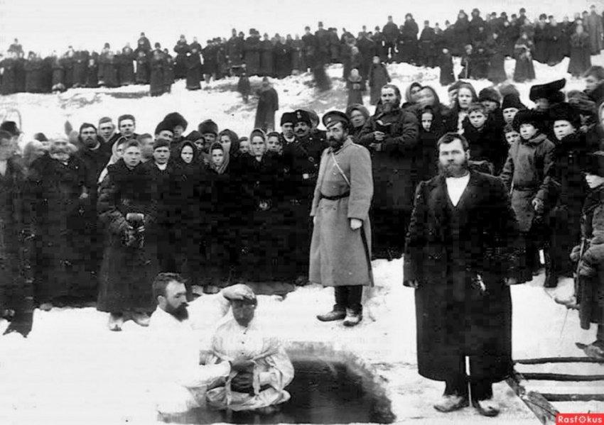 Насаждение Православия в царской России