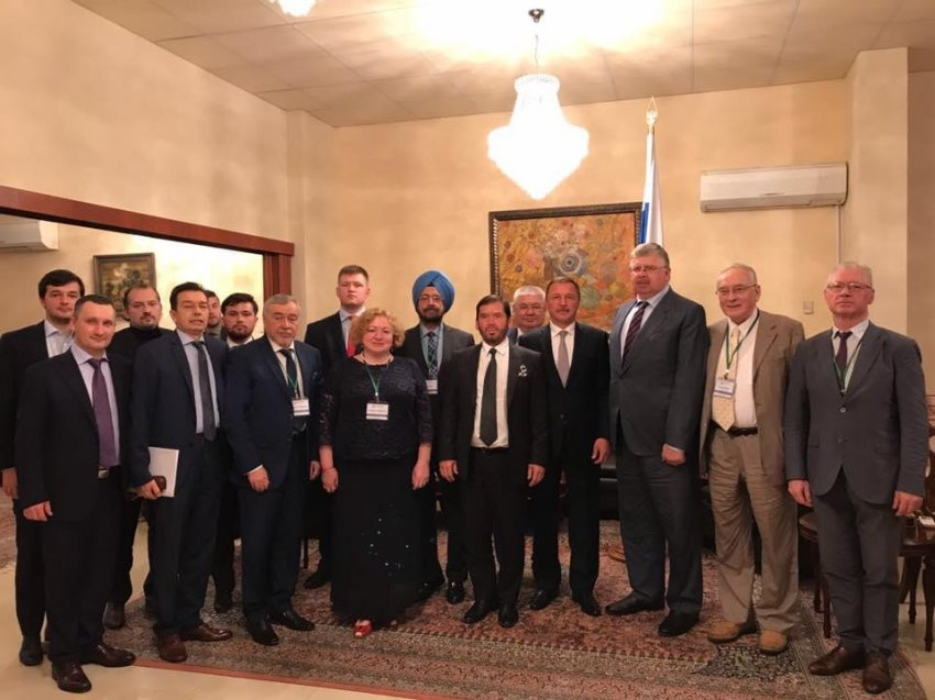 Встречи на Берегу Персидского Залива: Дни Ассамблеи народов Евразии в Объединенных Арабских Эмиратах