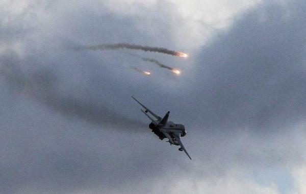 Россия отказалась гарантировать безопасность для турецкой авиации в Сирии