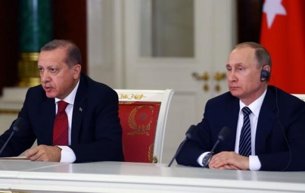 Кремль: встреча Путина и Эрдогана будет непростой