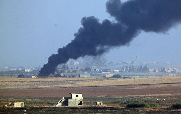 Российских военных вновь обвинили в гибели мирного населения в Сирии