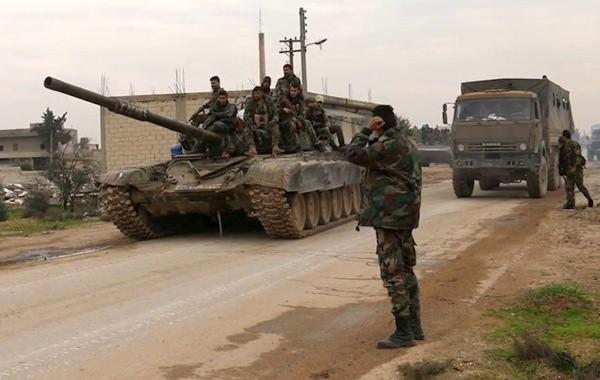 В Сирии начал работу российско-турецкий координационный центр