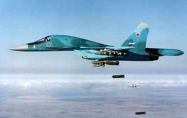 В США рассказали о потерях российских ВКС в Сирии