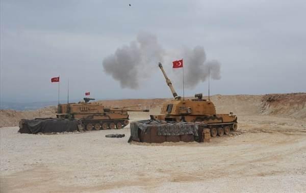 Турция активизирует боевиков в Сирии