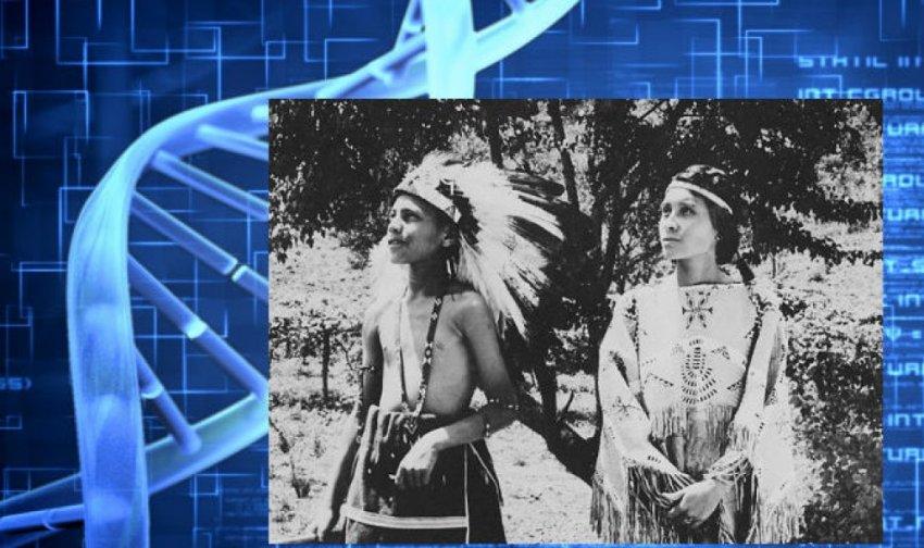 Генетическое сходство коренных американцев и евреев