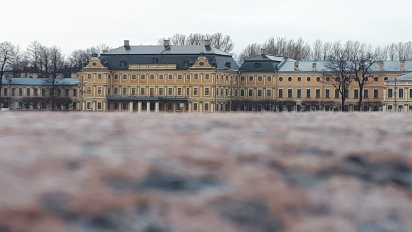 Меньшиковский дворец, разоблачаем ложь