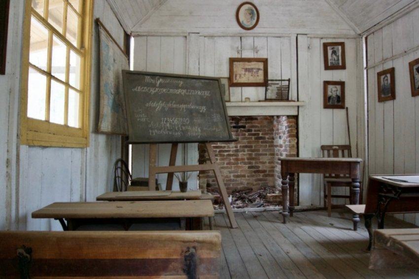 Крах системы образования и отсутствие государственных целей