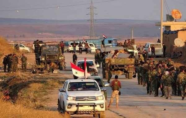 Обстановка в Сирии остается неспокойной