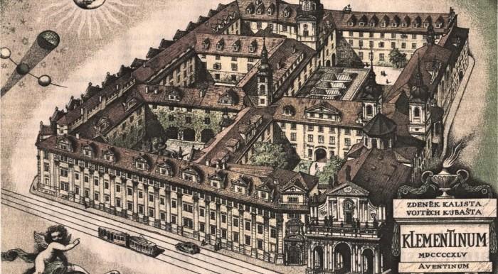 Клементинум в Праге – сокровищница средневековой культуры