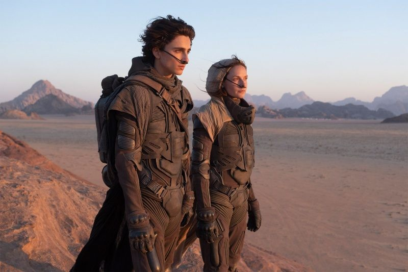 Тимоти Шаламе появится в экранизации научно-фантастического романа «Дюна» в образе главного героя