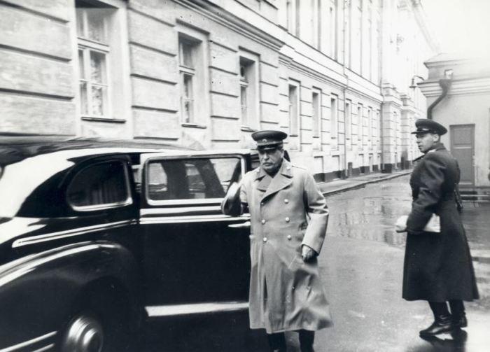 Бронированный ЗИС-115 для Сталина: Уровень защищённости Вождя