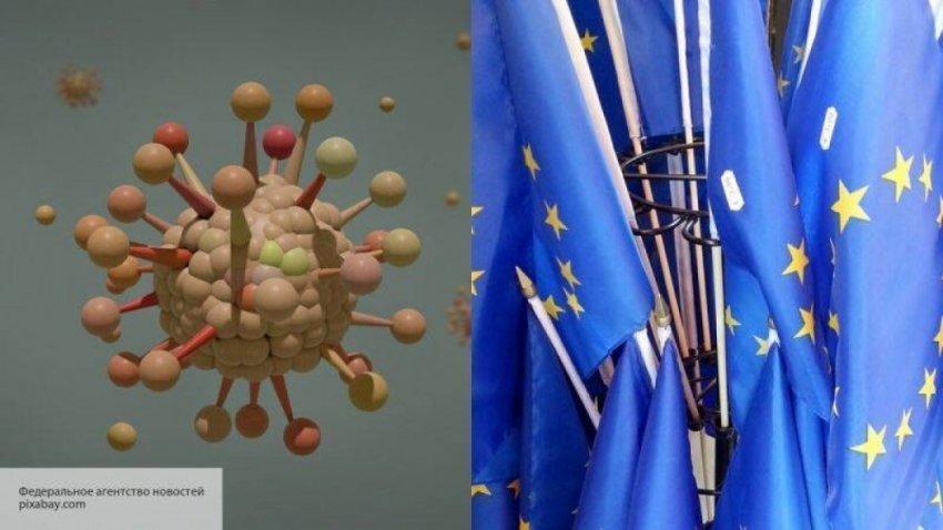 «Теневое ЦРУ» предвидело крах Евросоюза после эпидемии коронавируса