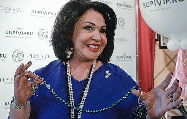 Бабкина продолжила лечение после выписки из больницы