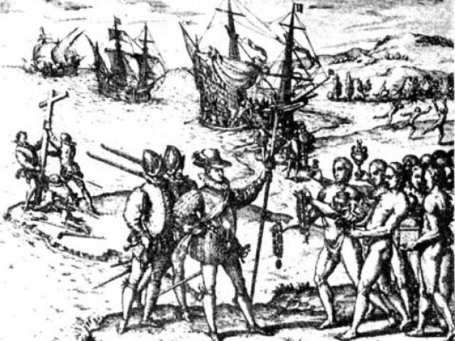 Европа донесла «общечеловеческие ценности» до американских индейцев