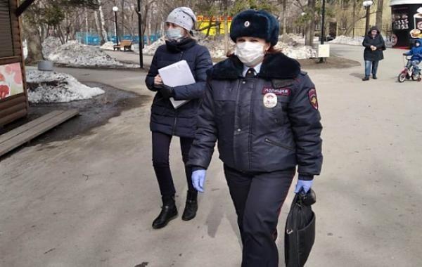 Индекс самоизоляции в Новосибирске опустился ниже 1,0