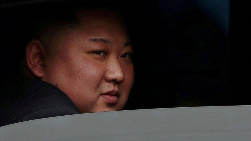 Ким Чен Ын всё это время мог скрываться с отрядом «Удовольствие», в котором две тысячи женщин