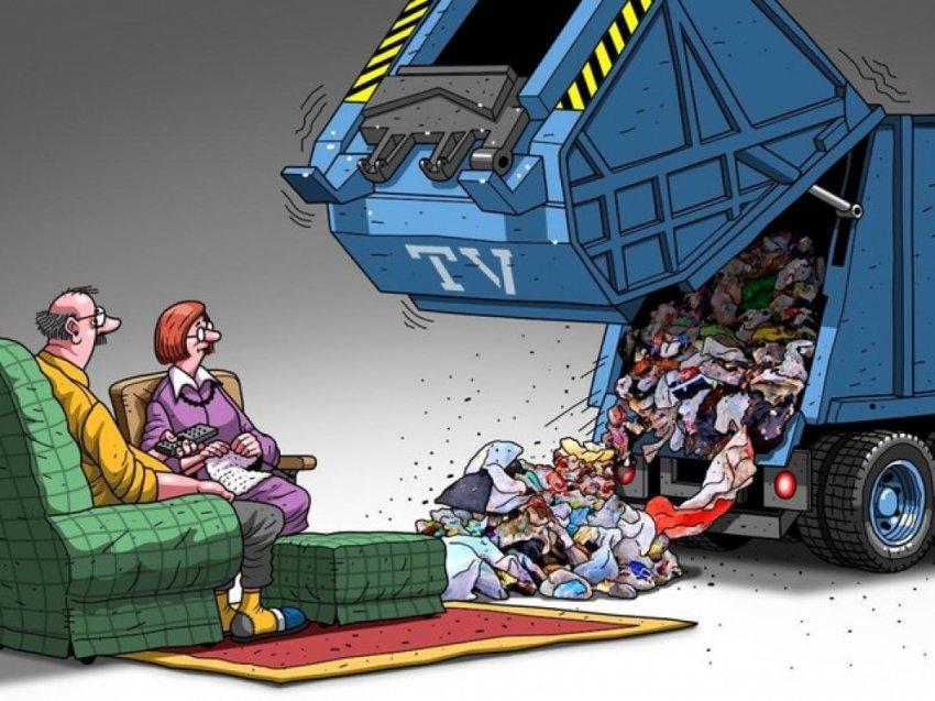 Закулисье российского телевидения