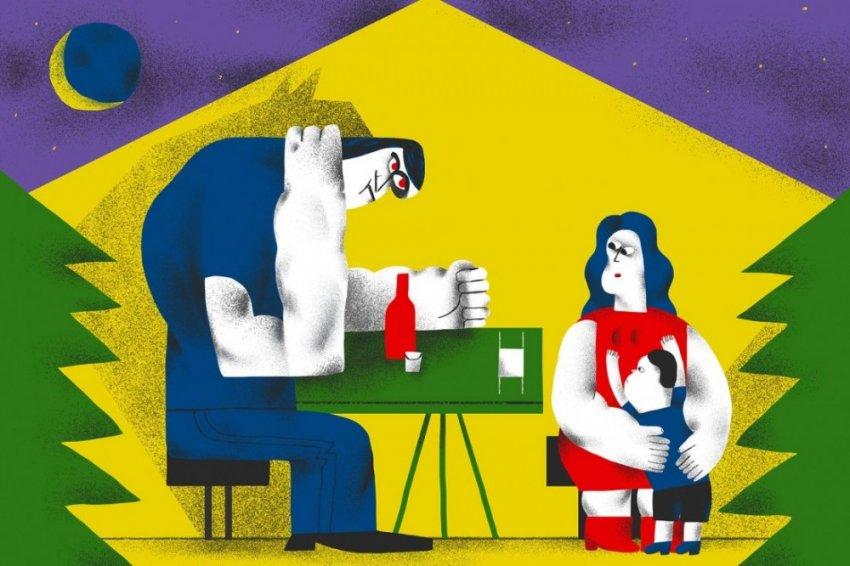 Как изоляция влияет на рост числа домашнего насилия и разводов