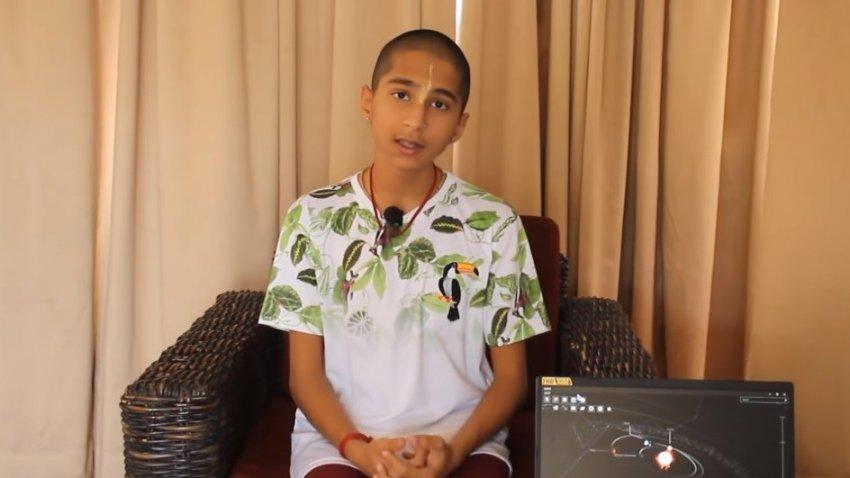 Мальчик, который предвидел пандемию коронавируса, сделал новое предсказание