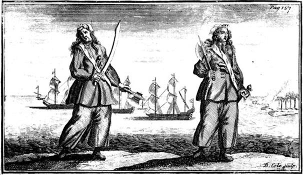 Свободное море: как были устроены пиратские подразделения