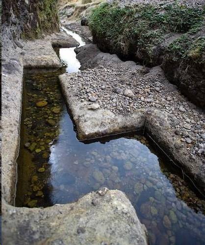 Древний перуанский акведук и открытые технологические вопросы