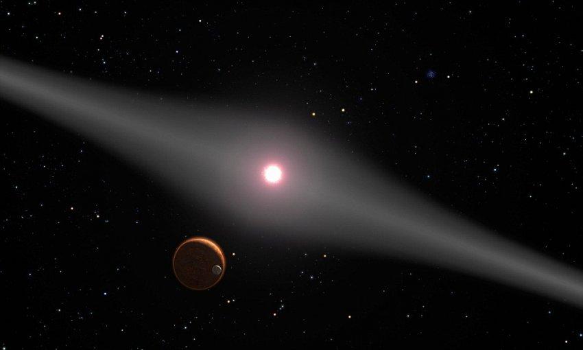 НАСА изучило неуловимую экзопланету, за которой охотилось 15 лет