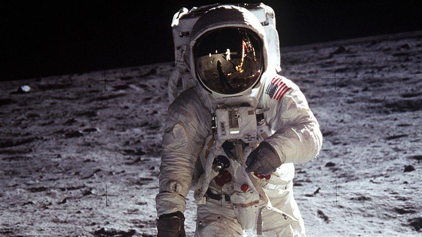 Представлены доказательства того, что американские астронавты действительно высаживались на Луну