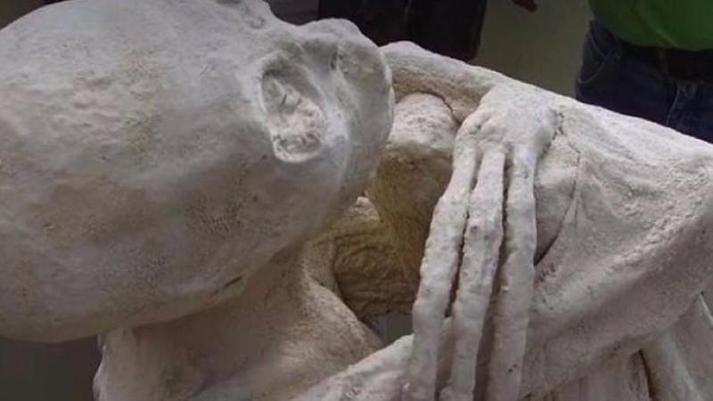 Мумии с тремя пальцами из Перу: мутанты, пришельцы или подделки?