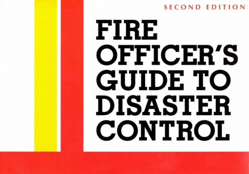 Инструкция по взаимодействию с НЛО для пожарной охраны
