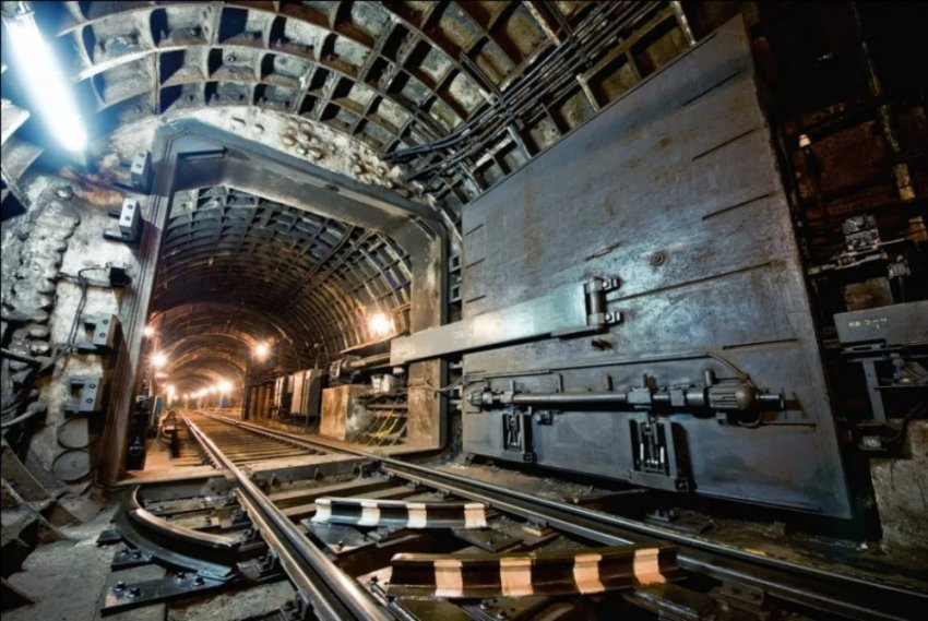 Засекреченные уголки в Московском метро