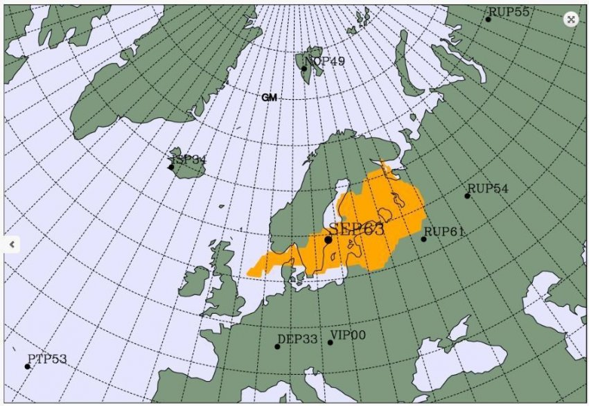 Засекреченная ядерная катастрофа на севере Европы