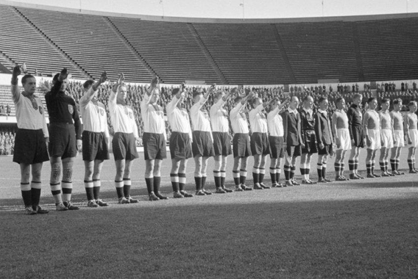 Как нацисты перестраивали спорт в интересах Гитлеровского режима