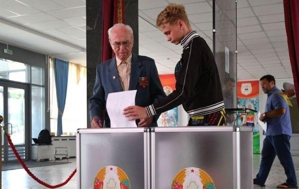 Названы предварительные результаты выборов президента Белоруссии