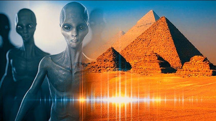 Египтяне в шоке: Илон Маск заявил, что пирамиды построили пришельцы