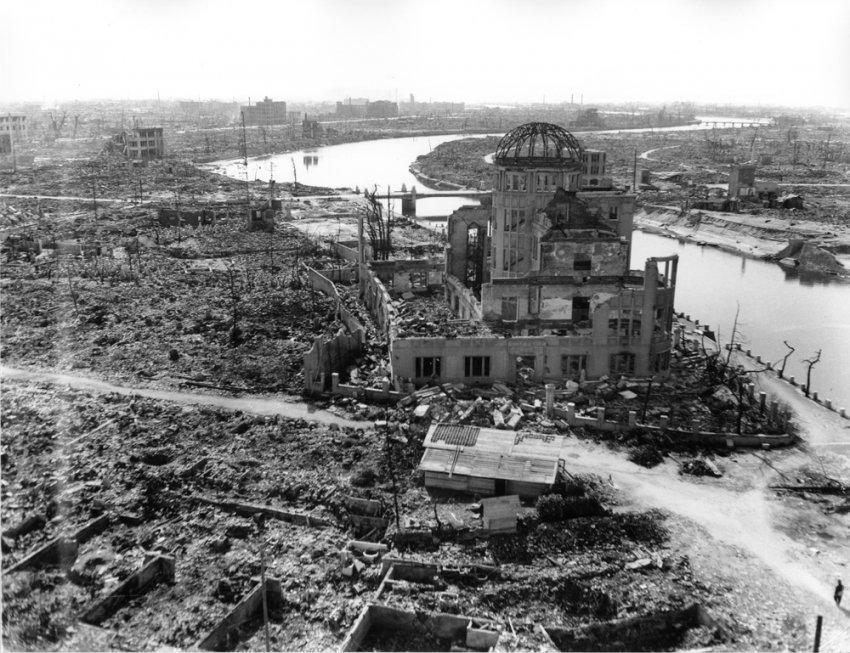 Бомбардировка Хиросимы. Вопросы которые так и остались без ответа