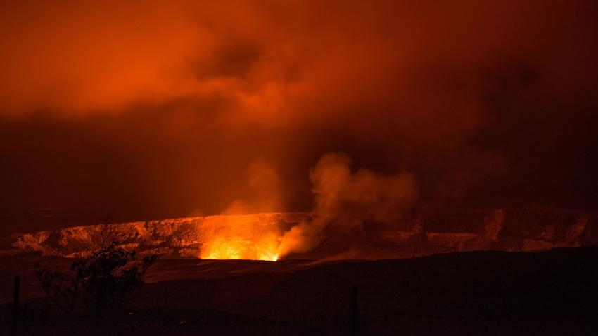 В Германии просыпается древний вулкан: начала подниматься земля