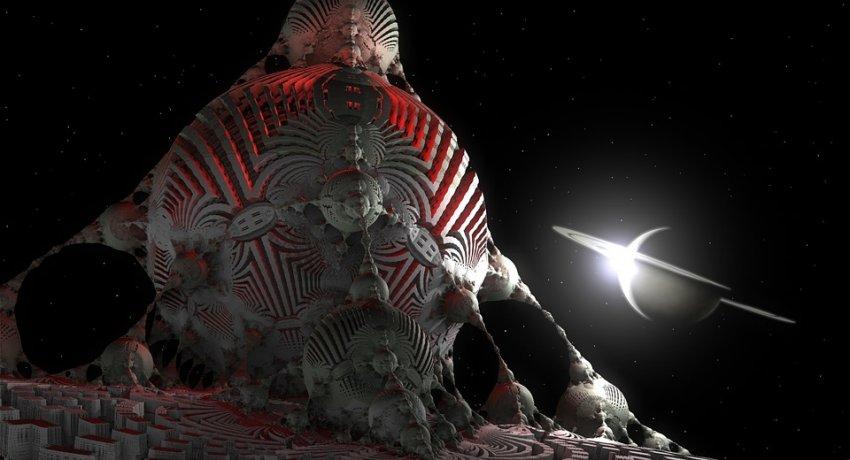 Астронавт НАСА столкнулся с развитой инопланетной цивилизацией