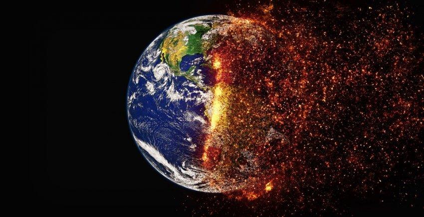 Эксперт заявил, что людям нужно будет сбежать на Марс, чтобы не сгореть